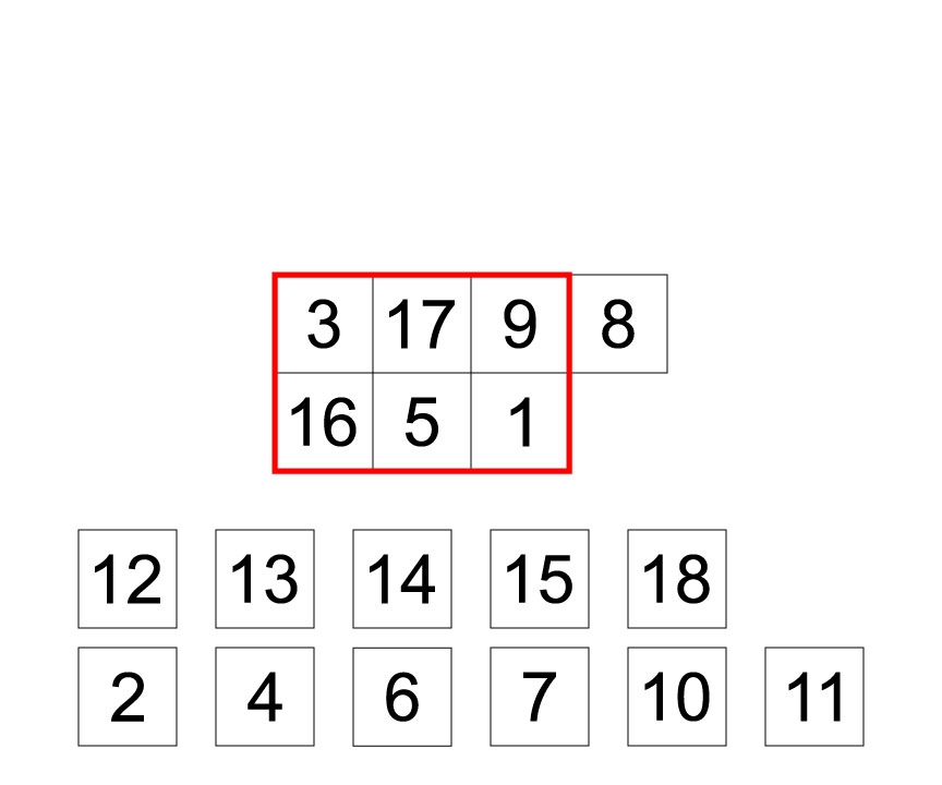 Secan number puzzle 120516